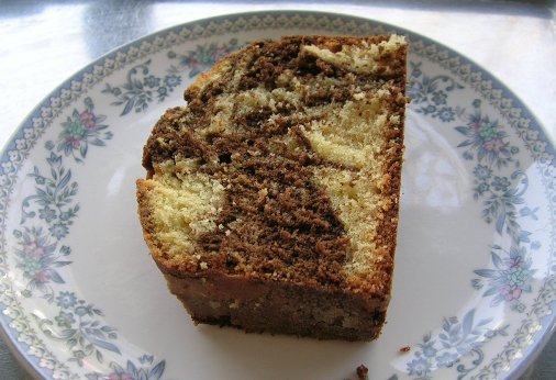 Marble Cake - Perfect for Teatime