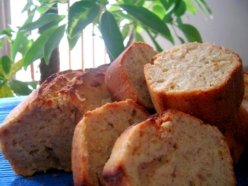 Wholewheat Banana Cake - A quick and healthy fix for kids