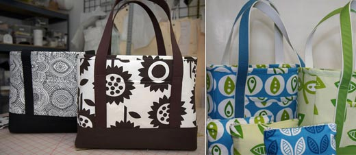 9 J Caroline Creative Has Some Stunning And Easy To Make Tote Bags Which Can Take In Anything Yet Look Elegant Tutorial For Great Chic Cloth