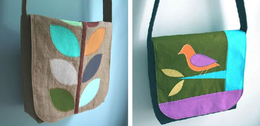 Top 10 Great Ideas For Making Your Own Handmade Bag