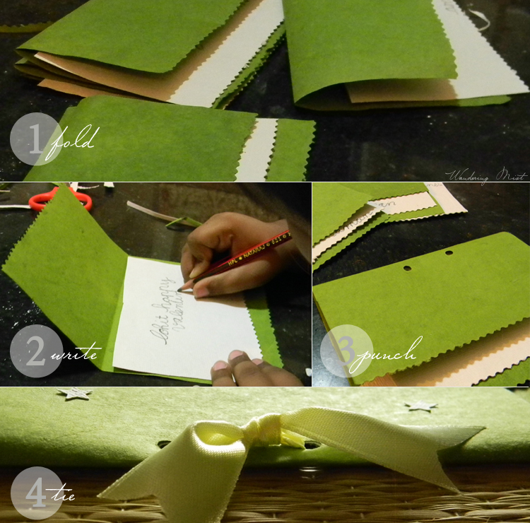 Do it Yourself Collage - Handmade Greeting Cards by Wandering Mist - Learn Card Making with this easy craft guide