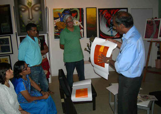 Monsoon 2011 Group Artists Show