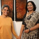 Mini Vasudevan & Bridget Shibu Thomas - Pact under the sacred tree