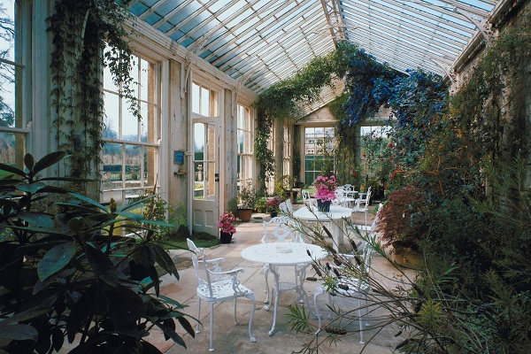 convert your open space into green sunrooms and get intimate with nature