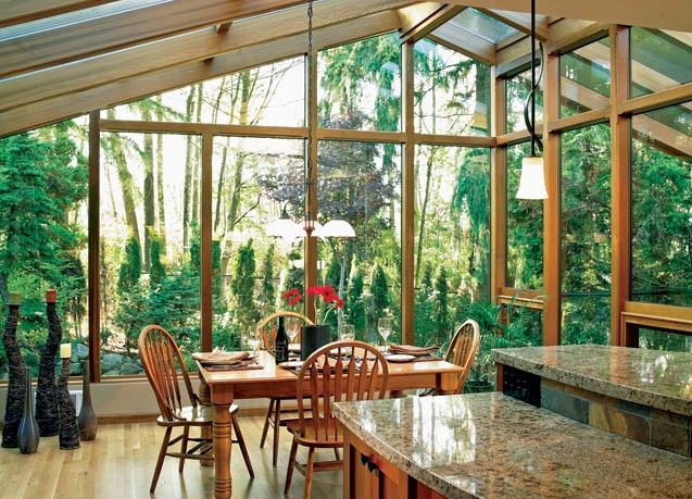 Inspiring sunrooms for that much needed sunshine plant for How to design a sunroom