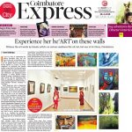 Indian Express Coverage of iRise 2018