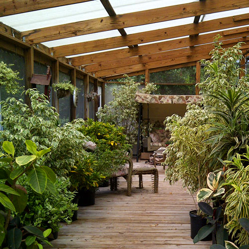 Inspiring sunrooms for that much needed sunshine plant Plant room design